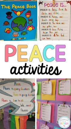 Looking for the perfect way to celebrate and teach about peace in your classroom? You will love these ideas and peace activities for Remembrance Day and Veteran's Day. Grab a few poetry writing activities with FREE templates and a poppy art lesson. via @p
