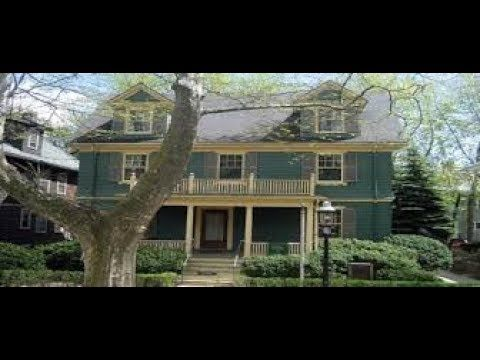 Rose Kennedy: gives a tour of JFK's Birthplace in Brookline, MA., just as it was in May of 1917. - YouTube