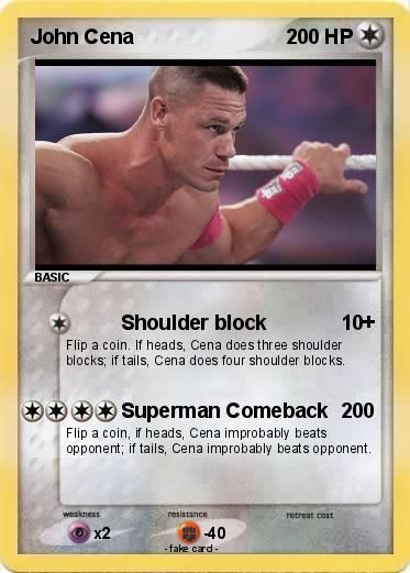Image result for funny pokemon cards wwe