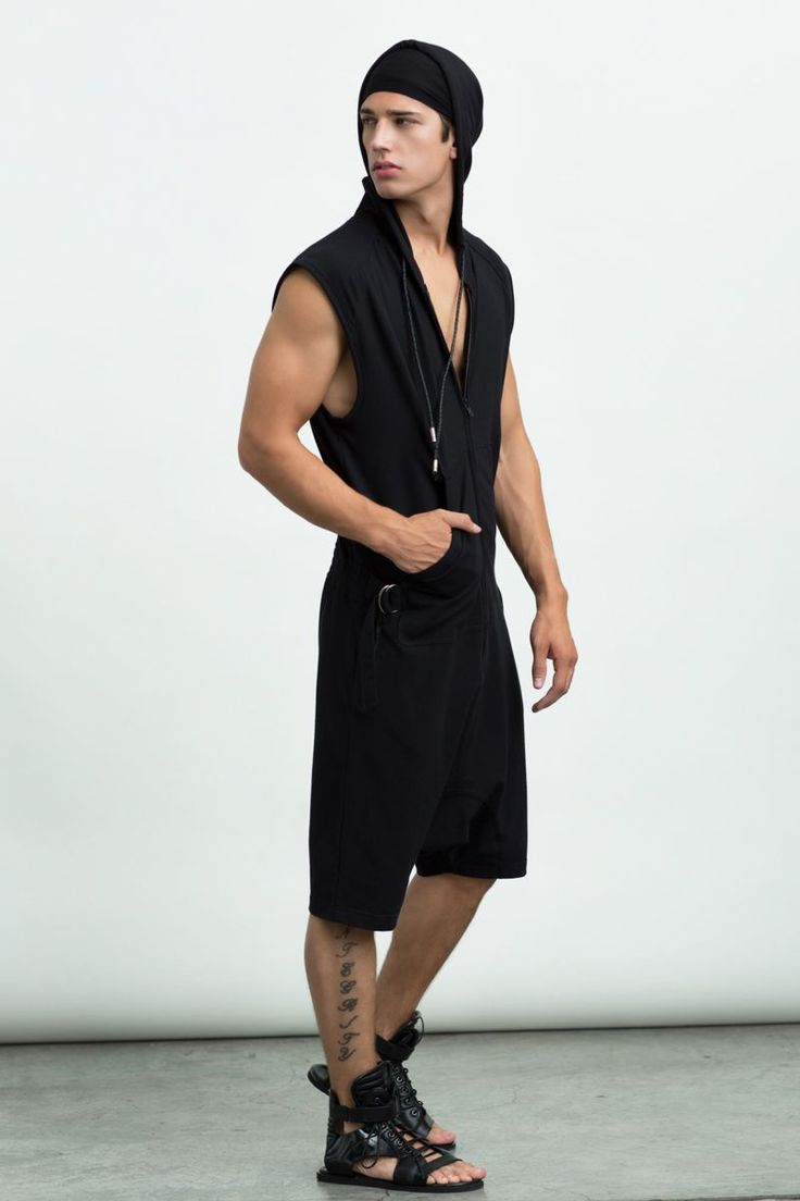 Ben Bowers Sports the Latest from Skingraft for a Spring/Summer 2013 Preview. Mens Gladiator sandals
