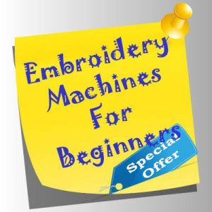 Embroidery Machines for Beginners • Monogramming Machine Reviews