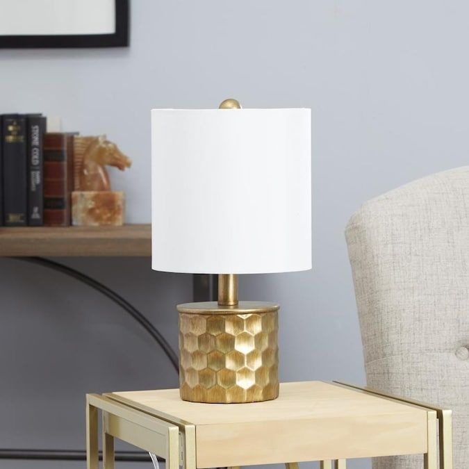 Pin On Gold Table Lamp