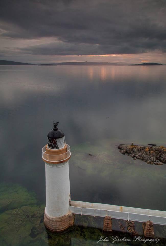 Eilean Ban #Lighthouse http://dennisharper.lnf.com/