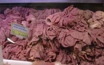 Involtini di lampredotto e zucchini | Quinto Quarto