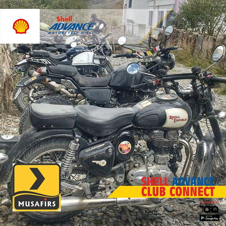 Shell Advance celebrates the spirit of motorcycling clubs in the motorcycling world. As a part of this series , we will connect with motorcycle clubs across Maharashtra and know their story. This time it's The Musafirs Motorcycle Club - Mumbai Chapter ...! #TheWinningIngredient #TORQ #TorqRiderApp #bikerlife