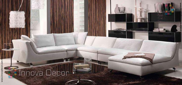 Top 25 ideas about muebles de sala modernos on pinterest for Modelos de muebles para sala modernos