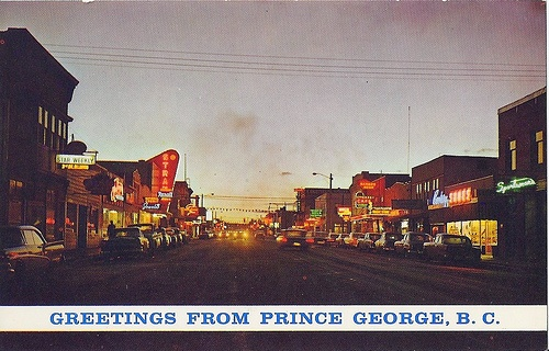 Better get your cowboy boots out for Prince George, BC