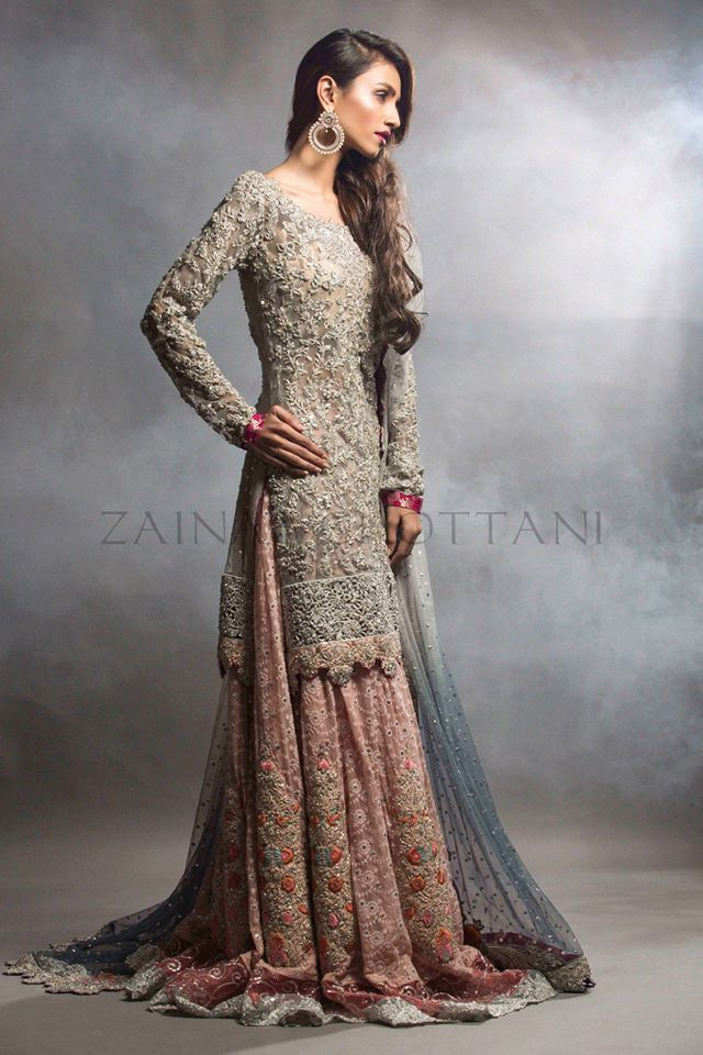 Wedding Dresses Karachi : Pakistani bridal dresses indian