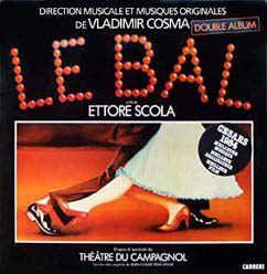 Vladimir Cosma - Le Bal (Bande Originale Du Film): buy 2xLP, Album, Gat at Discogs