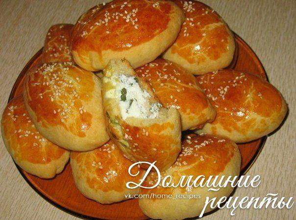 Погача - турецкие пирожки | Наша кухня - рецепты на любой вкус!