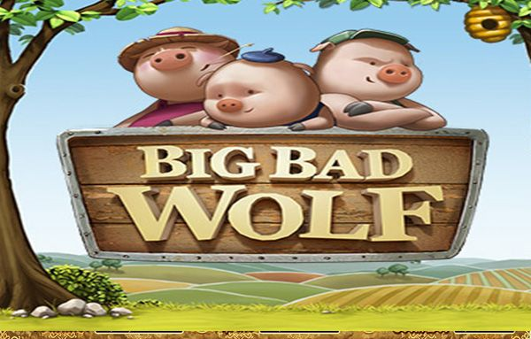 #BIG BAD #WOLF WHO'S #AFRAID OF THE BIG BAD WOLF?!