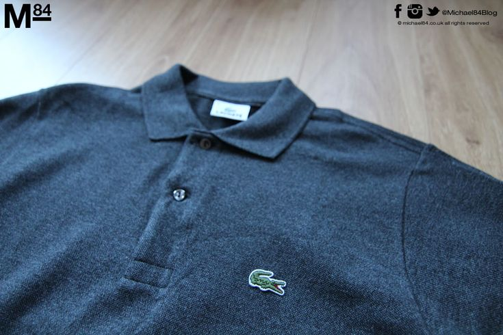 My Lacoste Polo - From The House Of Fraser Sale #HoF #Lacoste