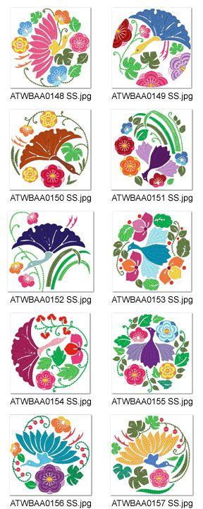 jacobean embroidery machines designs - Buscar con Google