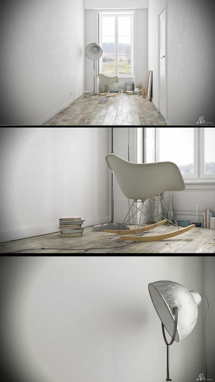 3ds max 2012-VRay 2- Photoshop