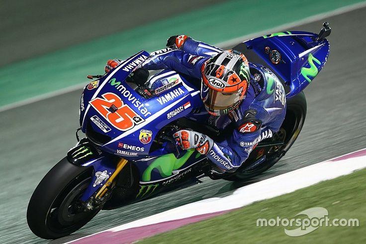 【MotoGPカタール】決勝:ビニャーレス圧巻。大逆転でヤマハ初優勝。ロッシ3位でヤマハ1-3