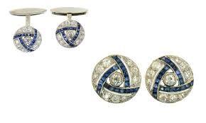 cufflinks diamond jewelry - Google Search