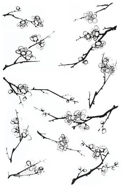매화(梅花) 그리기 출처:운곡 강장원 이른 봄 추위 속에 맑고 깨끗한 향기를 그윽히 풍기며 피어난 매화의 아름다움은 빙기옥골(氷肌玉骨- 살결이 맑고 깨끗한 미인의 형용)이라 하여 옛부터 만인의 사랑을 받고 있다. 또한 매화나무의 줄기가 늙고