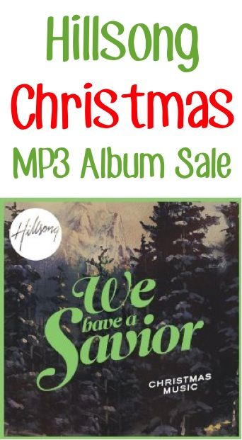 Hillsong Christmas Album Sale: $5.99!
