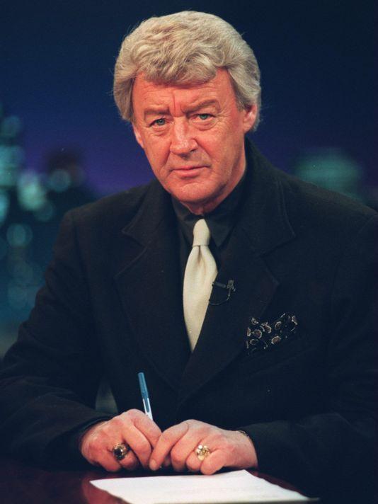 Former Detroit TV News Anchor...Bill Bonds 1932-2014