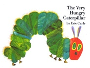 """""""The Very Hungry Caterpillar""""  Author: Eric Carle:Some of my favorite illustrations of all time"""