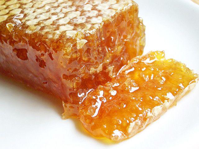 Honeycomb - yum!