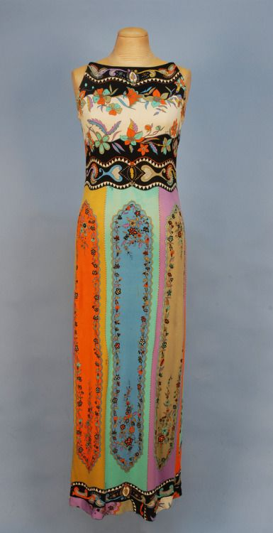 Dress Emilio Pucci, 1970s Whitaker Auctions