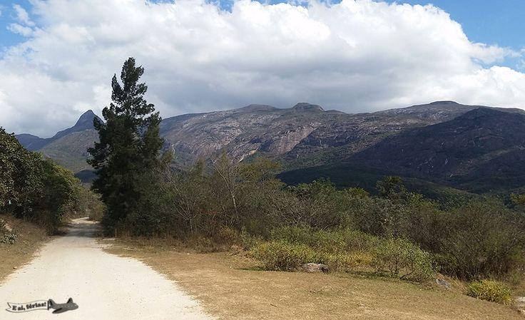 Serra do Caraça, Estrada Real, Caminho dos Diamantes
