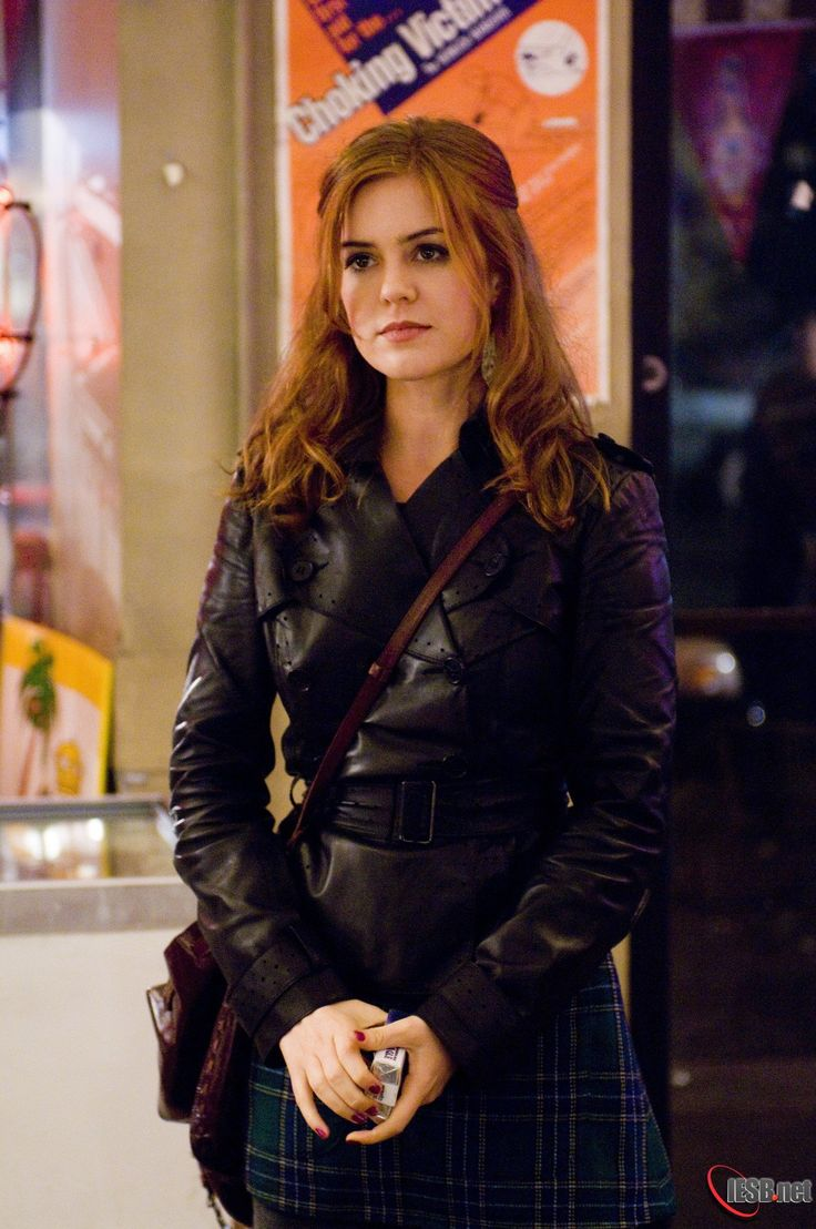 Definitely, Maybe. April's my favorite character, hands down. Who wouldn't love her attitude and absolutely gorgeous sense of style?