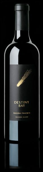Destiny Bay Vineyards & Winery, Waiheke Island, New Zealand