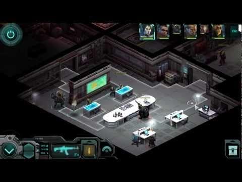 Shadowrun Returns First Look - Alpha Gameplay Footage | AW YEAH CYBERPUNK