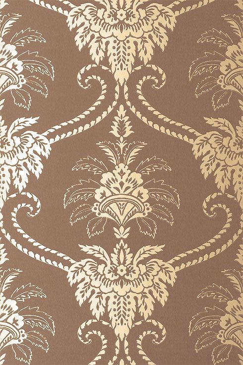 402 best pattern french style images on pinterest for Gold wallpaper designs