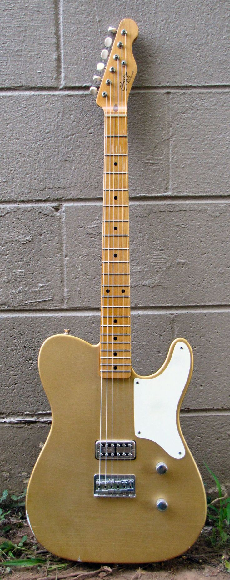 Mario Guitars - El Chupacabra  => Mario Martin, Murfreesboro , Tennessee, USA