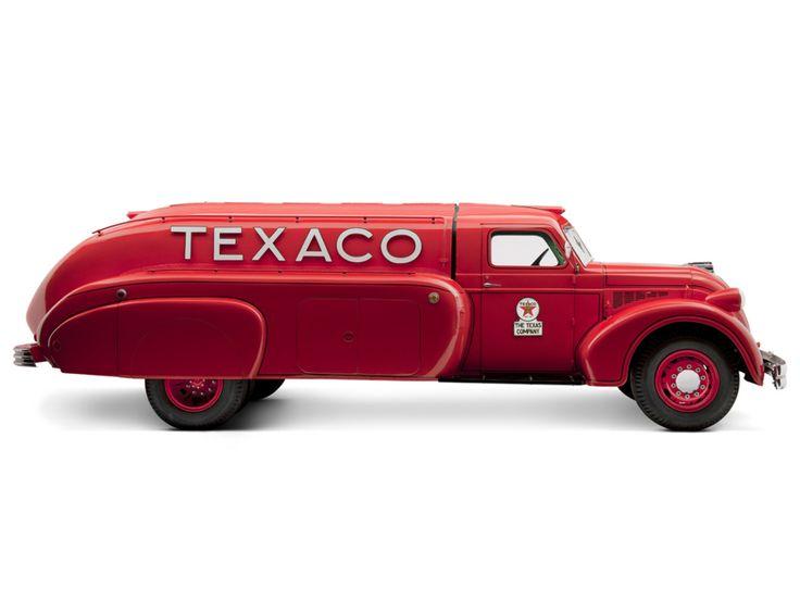 1938 Dodge Model RX-70 Airflow Tank Truck