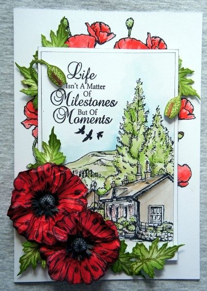 Victorian Floral - Crafter's Companion Portfolio
