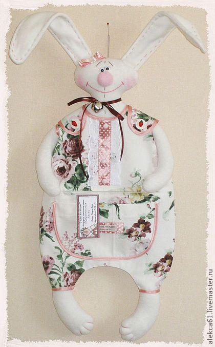 Кухня ручной работы. Ярмарка Мастеров - ручная работа Пакетница - заяц. Handmade.