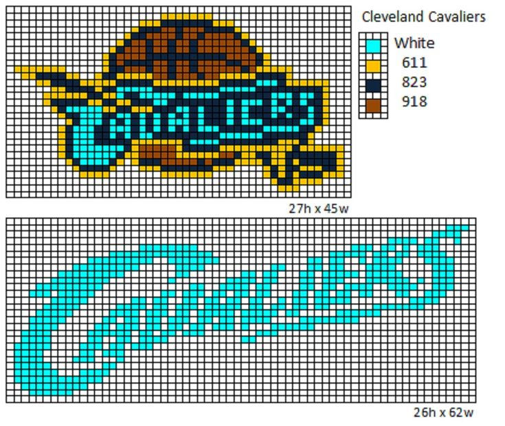 Cleveland Cavaliers by cdbvulpix.deviantart.com on @deviantART