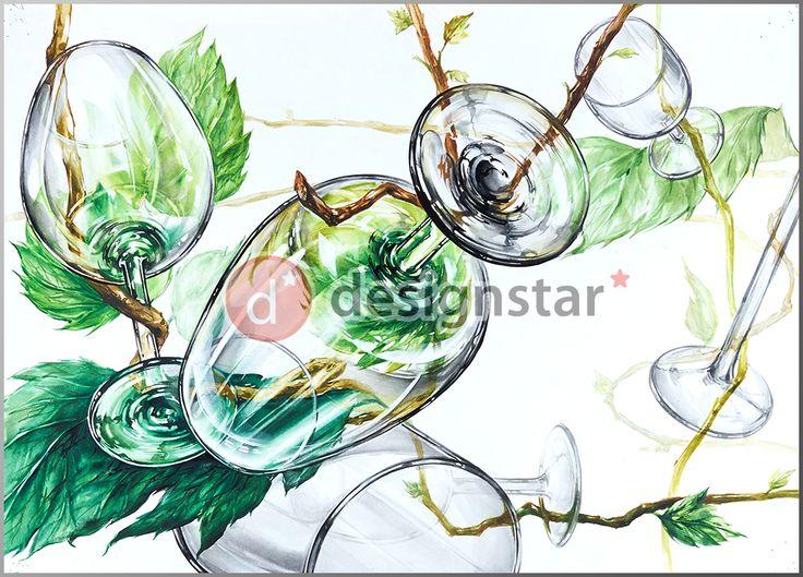 http://blog.naver.com/design-star #디자인스타, #미술학원, #기초디자인, #와인잔