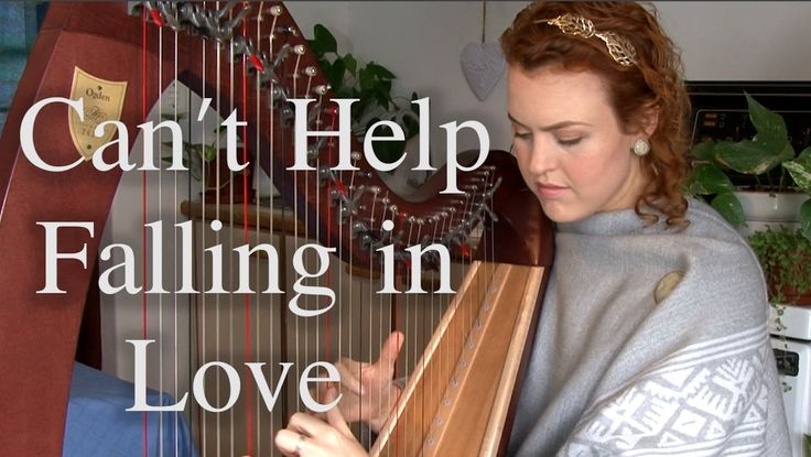 The perfect wedding song, at its best on the harp :)