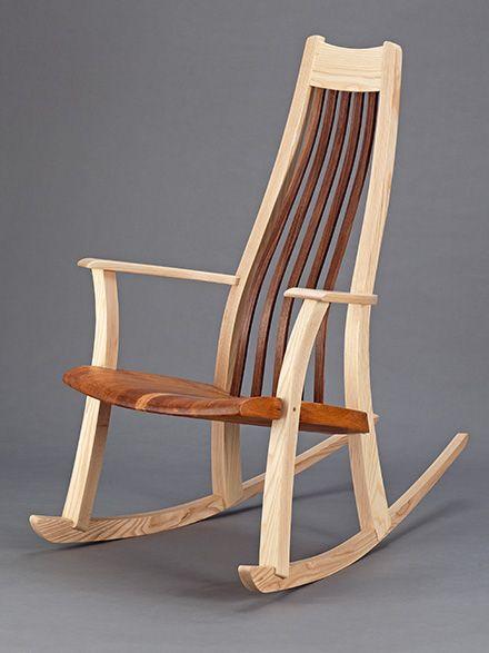 Качалка Makers Basingstoke | Сделанный на заказ кресла-качалки Basingstoke | Отметить Рипли Мебель чайник