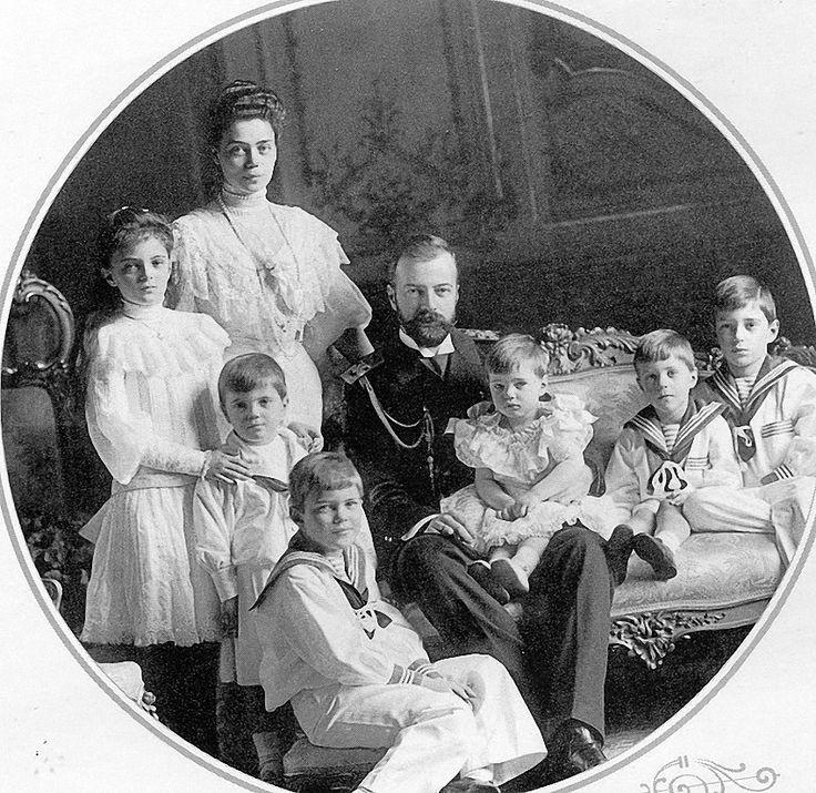 Старинные фото семьи ульяновых романовых