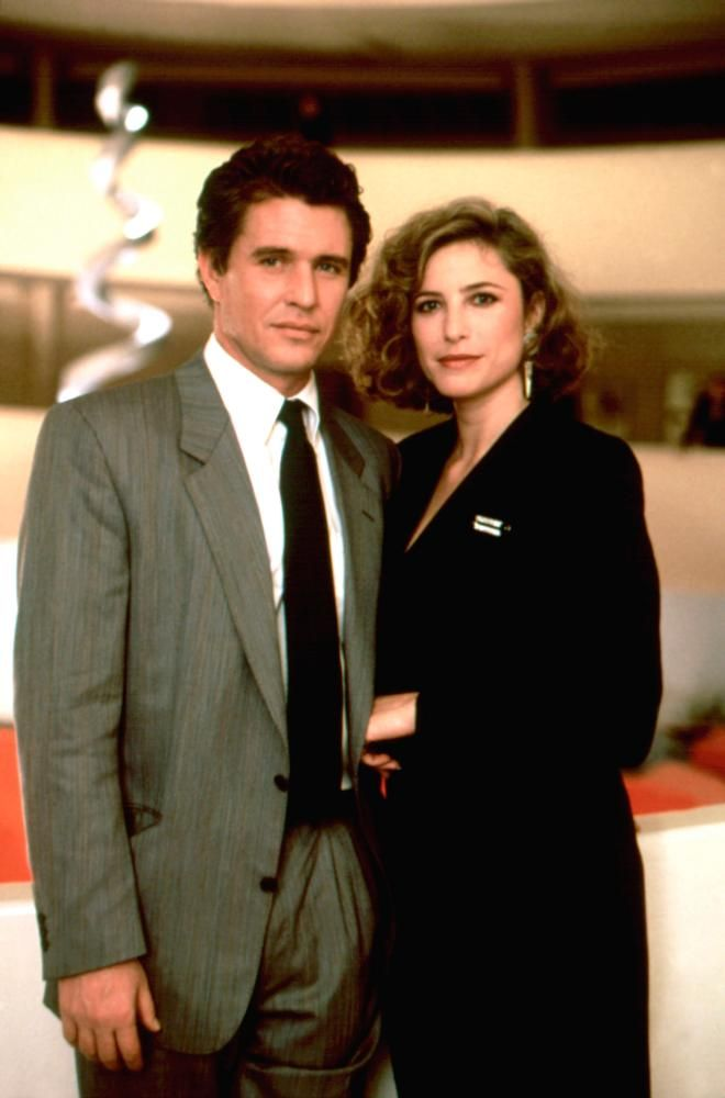 SOMEONE TO WATCH OVER ME, from left: Tom Berenger, Mimi Rogers, 1987, Columbia