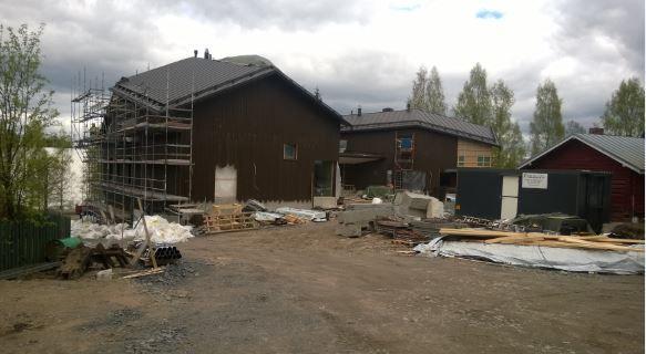 New building, Jyvälän Setlementti ry. (2015)