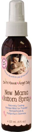 Amazon.com: New Mama Bottom Spray 4 Ounces: great to aid in recovery from vaginal delivery