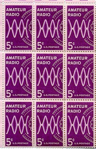 Radio stamps