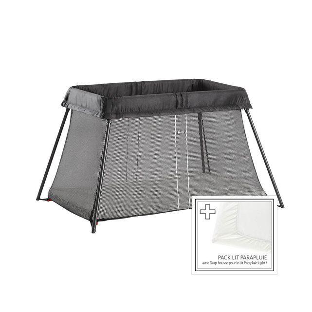 Pack lit parapluie Light + drap-housse BABYBJORN | La Redoute Mobile