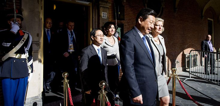 Chinese president Xi Jinping - Made possible by www.iCraiova.com
