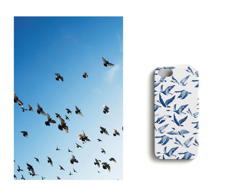 Ohana means family //Traffic Jam iPhone case designed by Anna Salmi.
