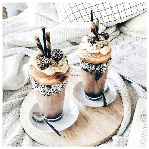 Imagem de food, chocolate, and yummy