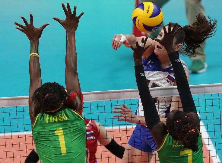 Kosheleva, Tatiana - Voleibol, Voleibol de playa - Russian Federation - Femenino - Femenino, preliminares - grupo A - MNZ - Maracanãzinho
