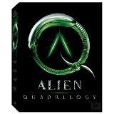 Alien Quadrilogy (Alien / Aliens / Alien 3 / Alien Resurrection) (DVD)By Sigourney Weaver